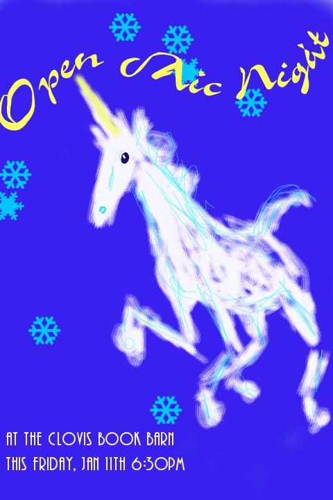 Unicorn Flier