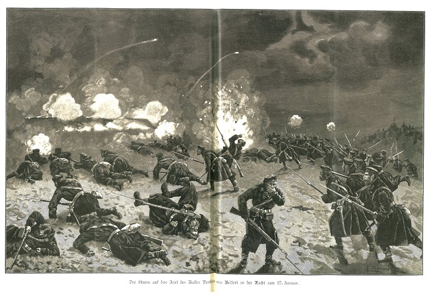 Assaut Fort des Basses Perches 27_01_1871 630 X 429 R80