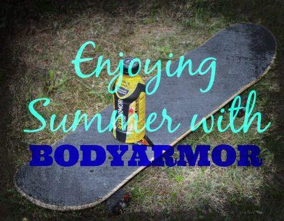 Enjoying Summer With BODYARMOR