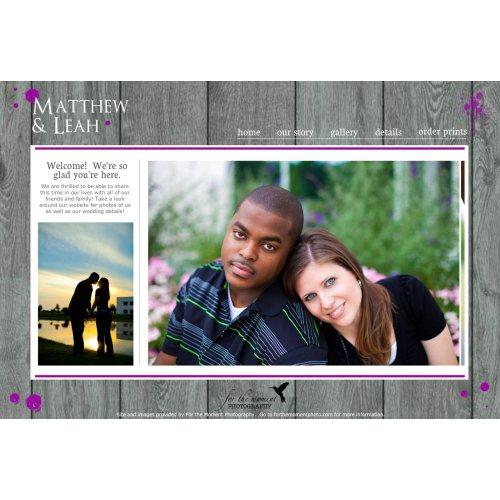 Medium Crop Of Wedding Website Examples