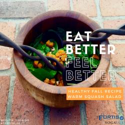 First Fall Warm Squash Salad Healthy Fall Recipes Fortis Healthy Fall Recipes A Crowd Healthy Fall Recipes Buzzfeed