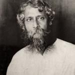 Tagore ca. 1900. Image via Osho News.