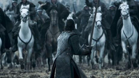 Jon Snow im Kampf mit den Internet-Trollen. Foto: HBO