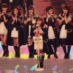 【動画】AKB48が紅白歌合戦で披露した「君はメロディー」は山本彩がセンター!
