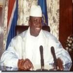 Dr. Yahya Abdul-Azziz Jemus Junkung Jammeh, Gambia