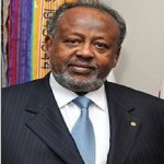 Ismail Omar Guelleh, Djibouti