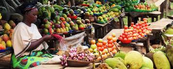 Consumption Per Capita in Africa