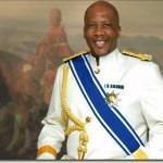 King Letsie III, Lesotho