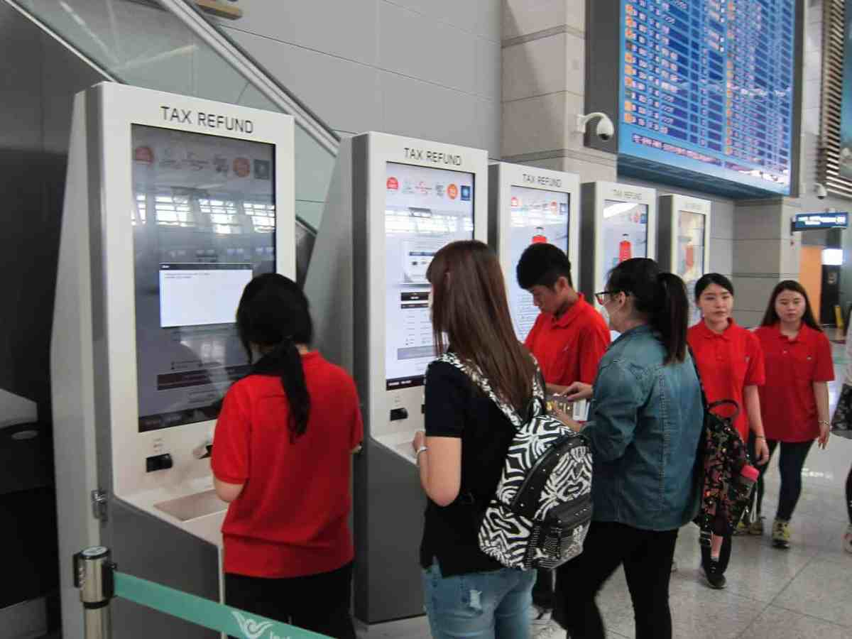 [Korea] How To Claim Tax Refunds At Incheon Int'l Airport