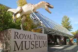 Royal Tyrrell Museum, Drumheller, Alberta