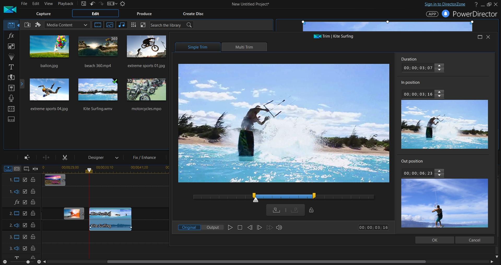 Fullsize Of Dji Video Editor