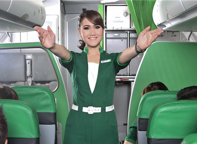 [Bandung] Walk In Interview Experienced and Initial Flight Attendant January 2016