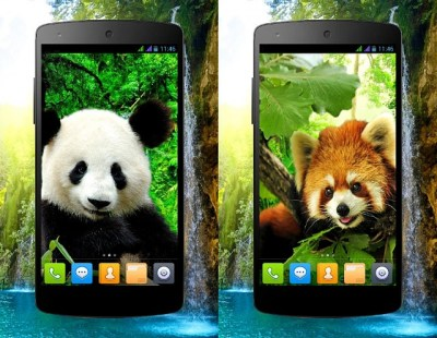 3D animals parallax Live wallpapers - Android Forums at AndroidCentral.com