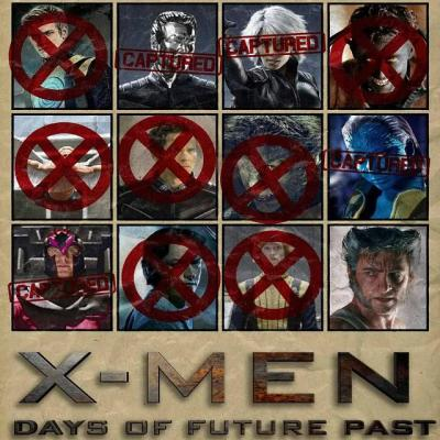 X-Men: Days Of Future Past Retina Movie Wallpaper - iPhone, iPad, iPod Forums at iMore.com