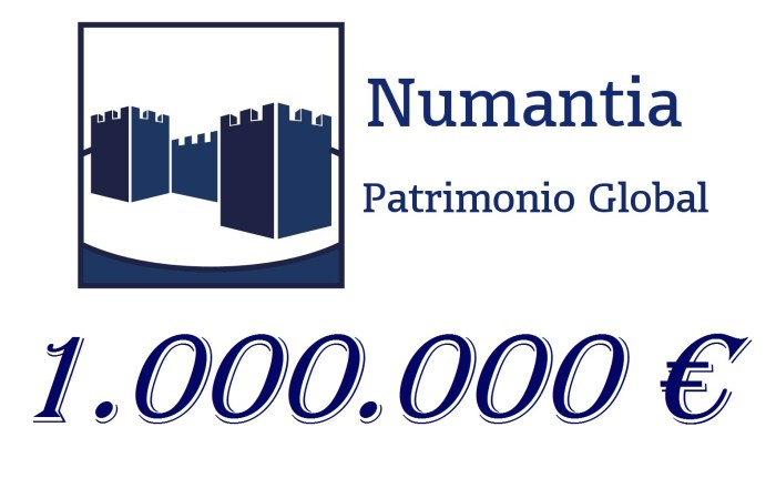 Numantia 1 millon
