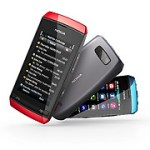 Nokia Asha phones