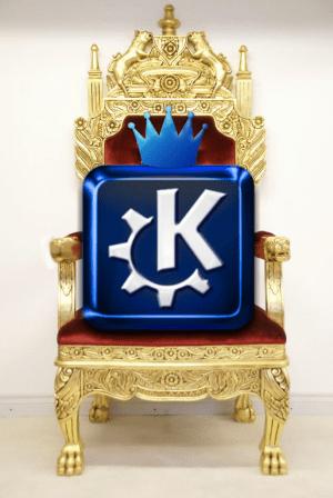KDE rules