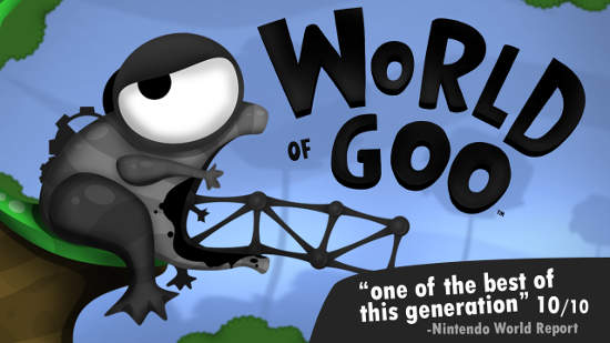 World of Goo on Reglue Computers