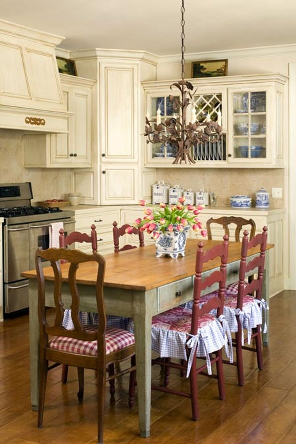 Foter Country French Kitchen Chairs 1