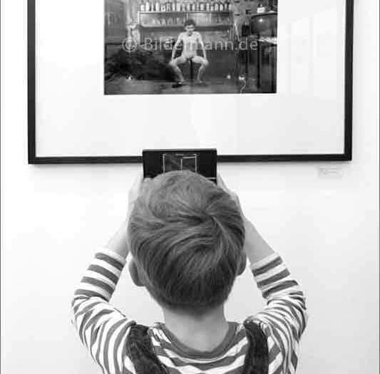 Die Jugend von heute macht sich ihr eigenes Bild