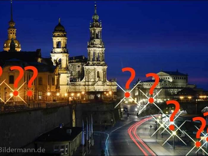 Brühlsche Terrasse, Hofkirche, Semperoper, Sächsischen Staatsoper Dresden