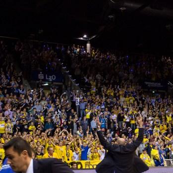 21.11.2015 Beko BBL 9. Spieltag: EWE Baskets - ALBA Berlin