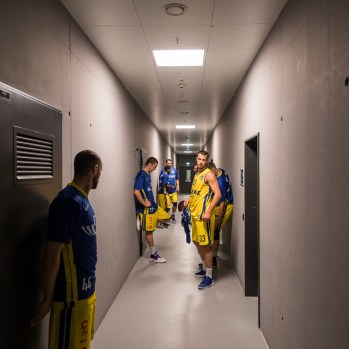 03.10.16 easyCredit BBL 3. Spieltag: EWE Baskets - RASTA Vechta