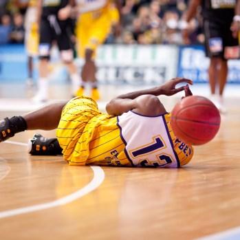 BEKO-BBL 2010/2011 : EWE Baskets Oldenburg - LTI Giessen 46ers
