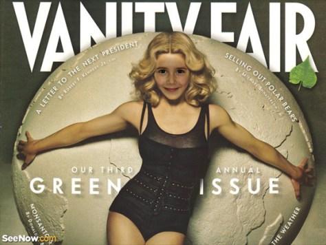 Fotos de Madonna en la revista Vanity Fair