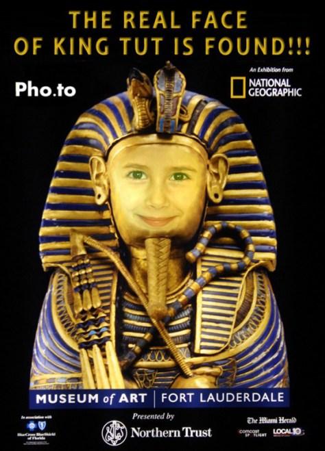 Fotomontaje de Egipto