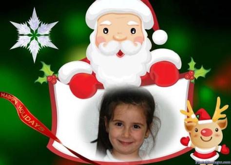Marcos navideños gratis
