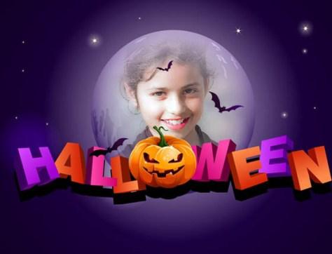 Happy Halloween Frames.