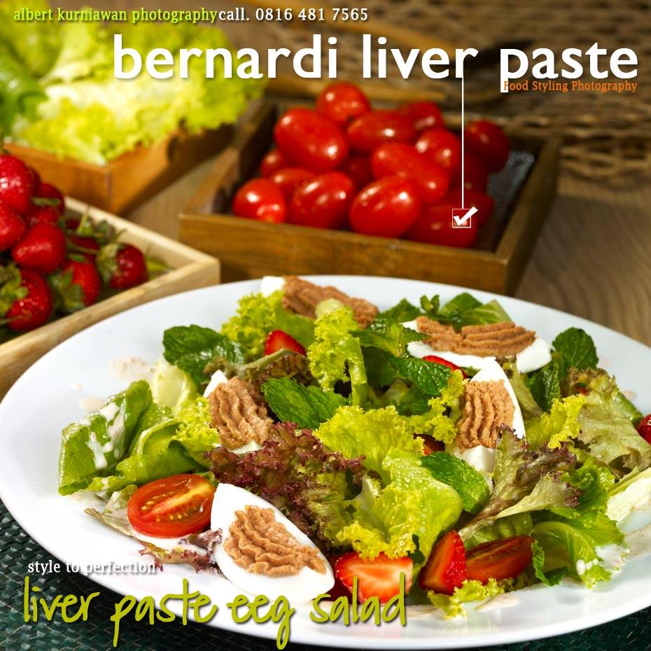 liver paste eeg salad