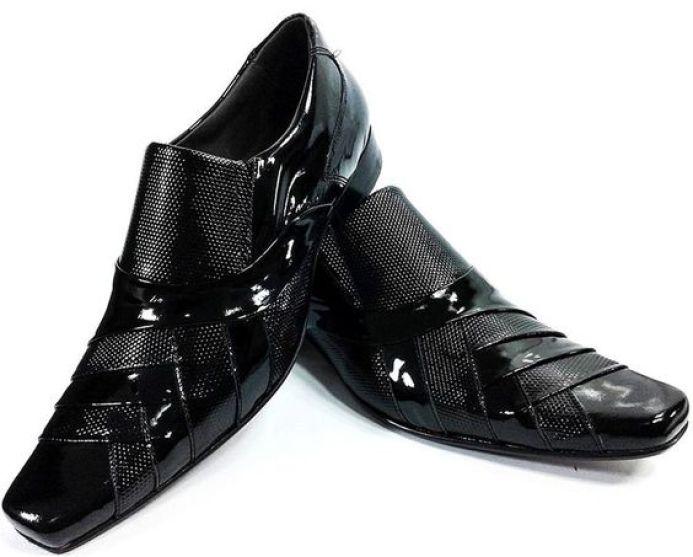 sapato noivo tradicional