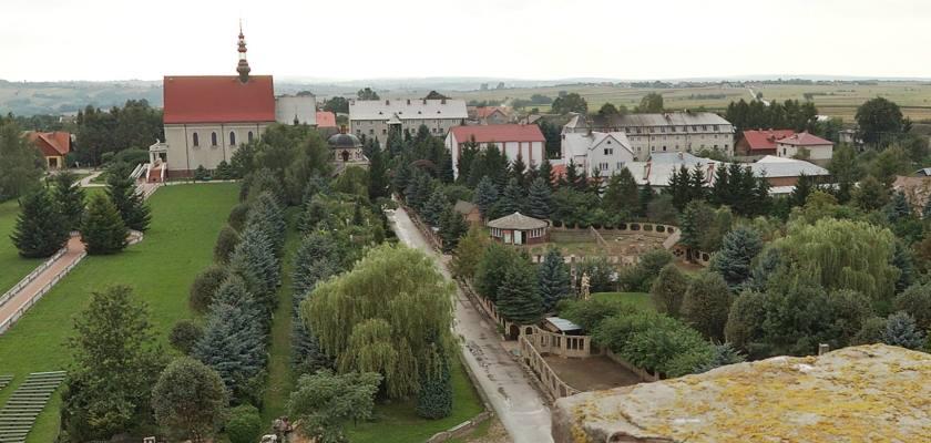 Sanktuarium Maryjne w Kałkowie Godowie