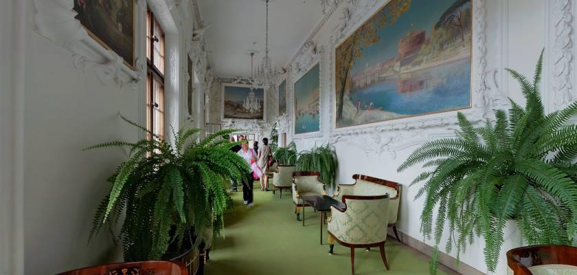 Galeria Tylmanowska w Zamku Leszczyńskich