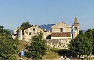 Hum, Chorwacja (Croatia) – najmniejsze miasto świata
