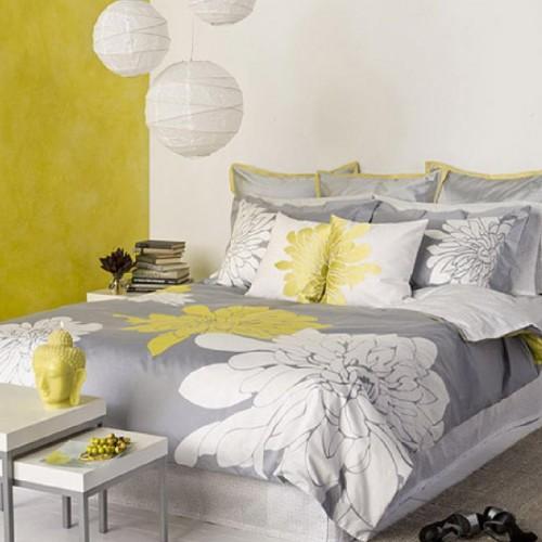 kamar tidur nuansa kuning (2)