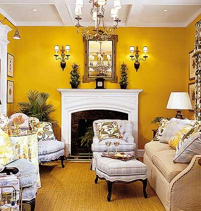 ruang tamu nuansa kuning (5)