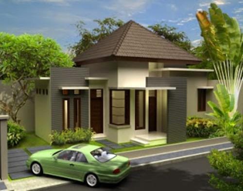 gambar bentuk rumah minimalis (1)