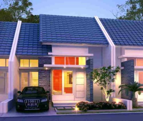 Desain Rumah Minimalis Type 36 72 (2)
