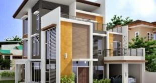 gambar rumah minimalis modern 2 lantai (13)