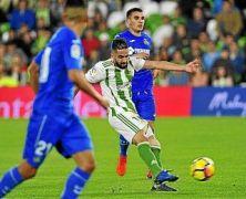 Video: Real Betis vs Getafe