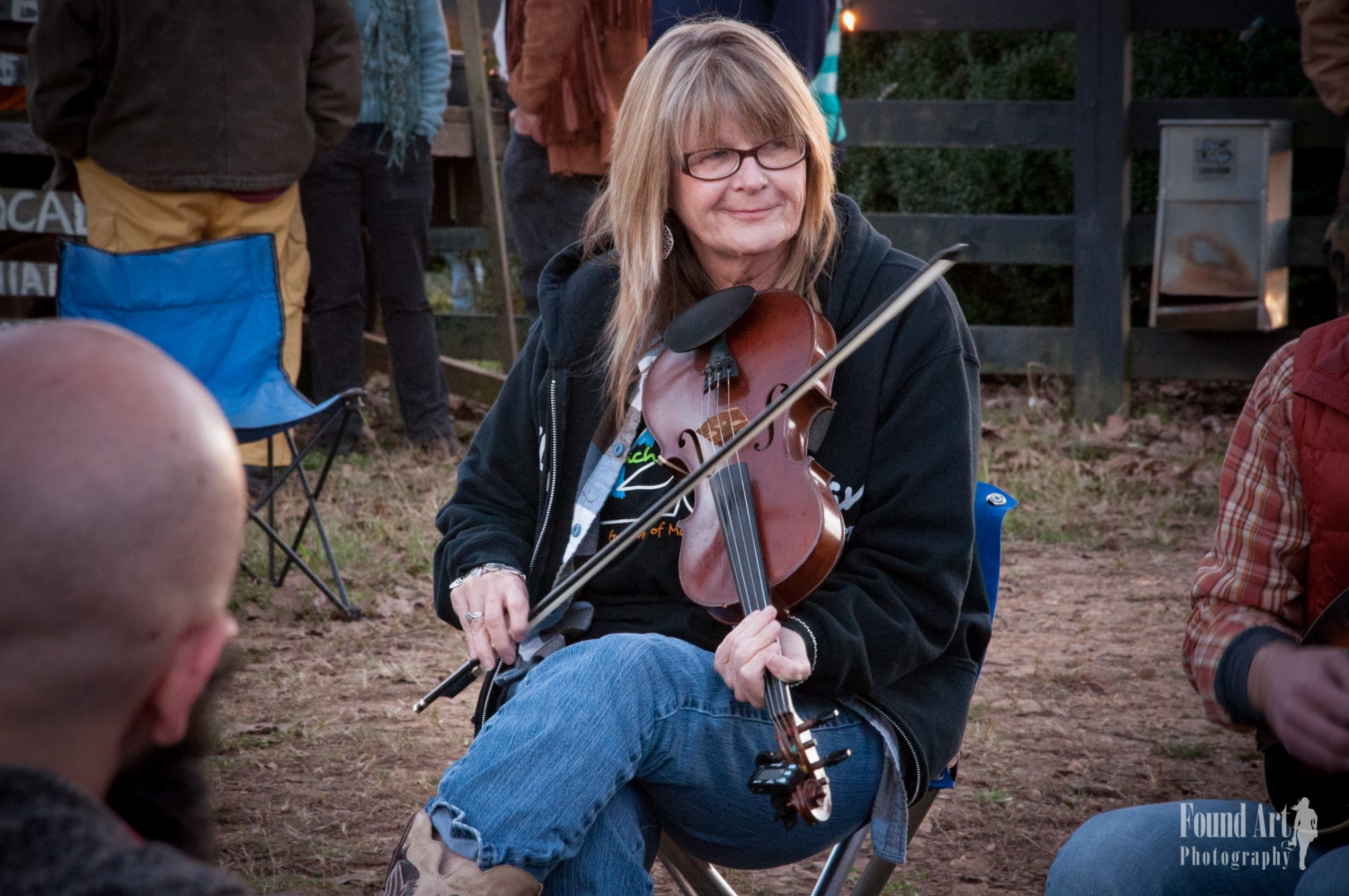 Frolona Fest 2015 | Bluegrass Jam Sessions & Storytelling On a Rural Farm