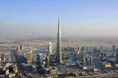 Burj Khalifa, Dubai, Tallest Building Inthe World | Found The World