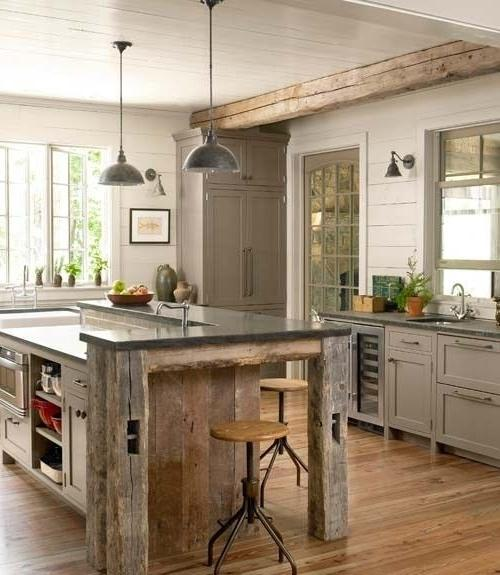 Beautiful Modern Cottage Kitchen Design Rustic 12 With Ideas Part 56