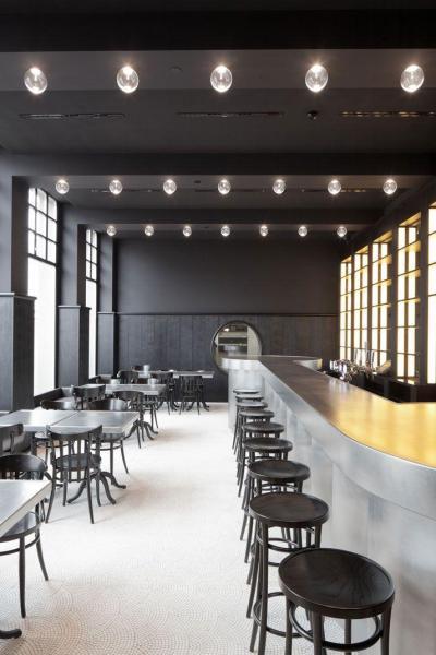 Modern Restaurant Interior and Exterior Design Ideas | Founterior