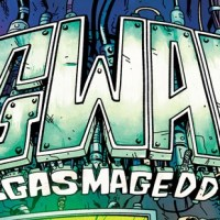 Scumdogs of the Multiverse: An Interview with GWAR Comics Writer Matt Miner