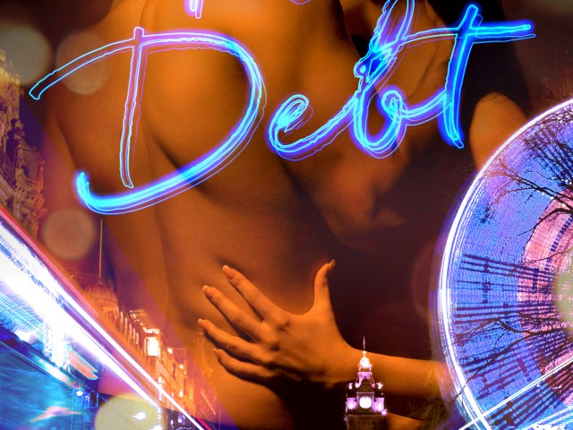 Happy Release Day! The Debt by @MetalBlonde