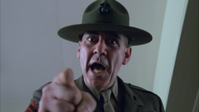 Full Metal Jacket | Forced Perspective